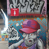 Graffiti of JoBurg and Capetown (Dec 12) : No secret:  I like graffiti.  People often forget that it is part of Hip Hop culture.  I asked our guide, Lekisa from Ek Se Tours (@EkSeTours), to show me the spots.  He took me to a spot under the highway that had some great, large scale murals. I just kept snapping pix until i got them all.  In other parts of Capetown and JoBurg, especially the townships, I found a few more.