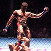 Cut Throat MMA Chicago (Mar 12) : I decided to bring the gear to my 2nd MMA fight (first in about 4 years).  A friend was fighting this night and after getting the drop on her opponent, landed several clean punches before the fight ended.  To be clear, I couldn't take any of the folks I saw fight that night.  However, some of them had no more business being in the ring than that I would have had.   Here are a few photos from the night.  If you know any of the fighters and want to add their names, let me know.  Email keith@kbevphoto.com.